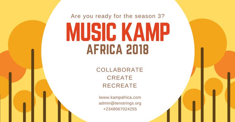 Music Kamp Africa 2018